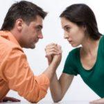 женщина и борьба