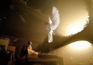 ангел и старик